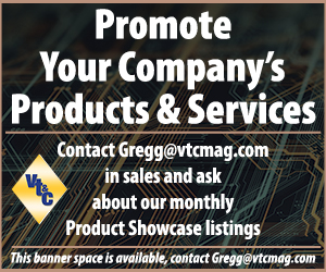 Check out VT&C Magazine Web Banner Advertising Opportunities