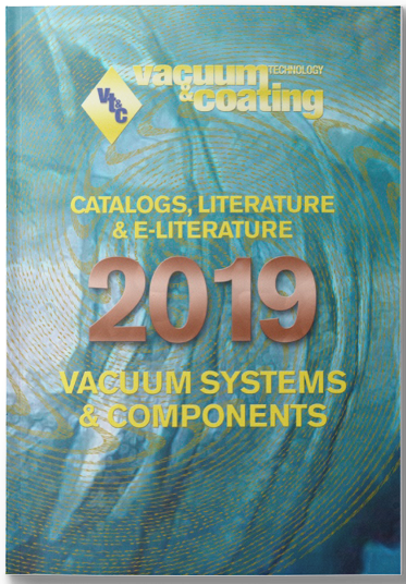 Vacuum Systems and components 2019