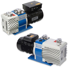 KJLC-RV Series Two-Stage Oil Sealed Rotary Vane Vacuum Pumps