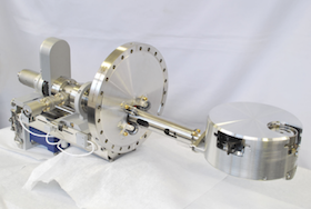 1 to 4 Axes Motorized PLD Target Manipulator